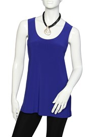 TUNIC LOUISE - blue berry