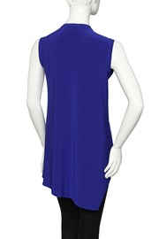 TUNIC GINA - blue berry
