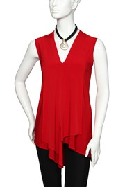 TUNIC GINA - red