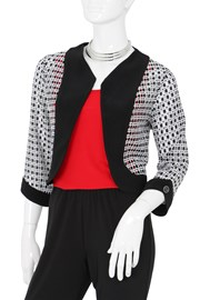 JACKET TANSY - graphics