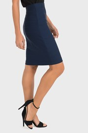 SKIRT LIBBY - navy