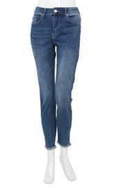 JEANS AMELIE - denim