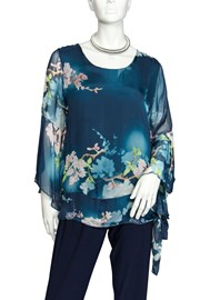 TUNIC FLORENCE - navy