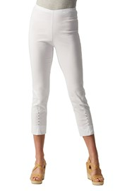 PANTS ACROBAT 7/8 EYELET 7748NZ - white
