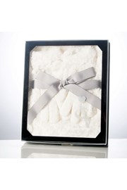 GIFT BOX SET - SCARF AND GLOVES - ivory