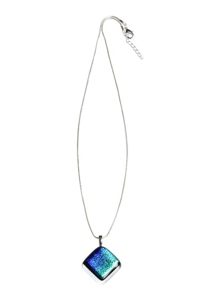 NECKLACE EDGE BLUE - EDG1